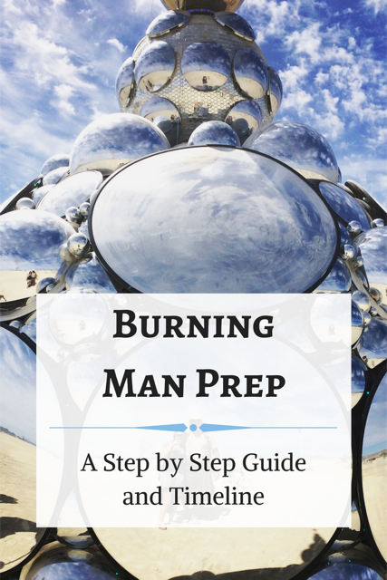 How to Prepare for Burning Man