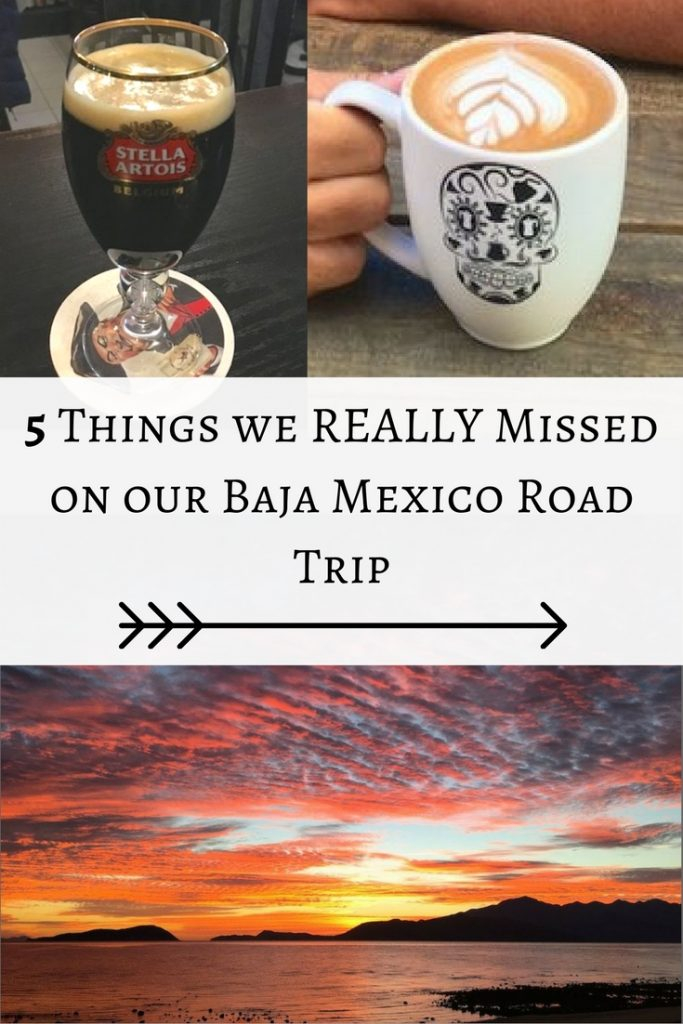 5 Things we Really Miss While Traveling in Mexico