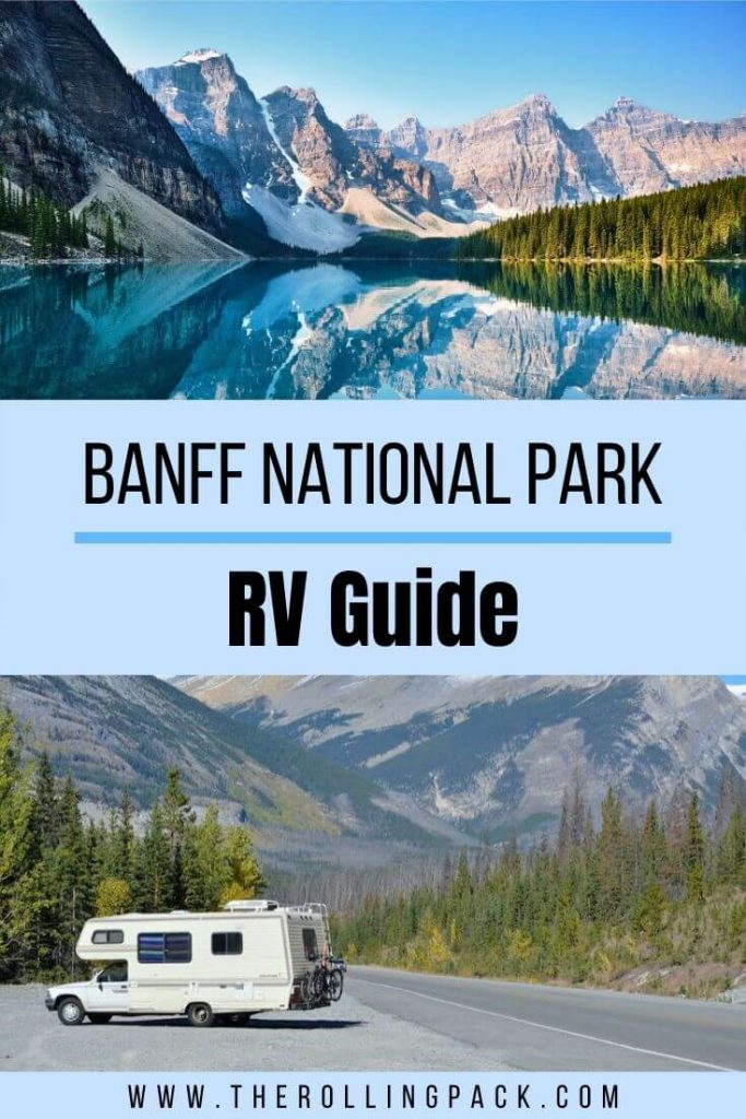 Camper Travel in Banff and Jasper: A Complete Guide to RVing the Parks