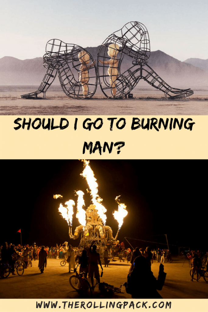 Should I go to Burning Man?