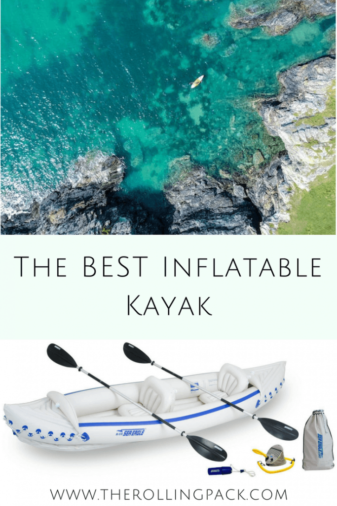 The Best Inflatable Kayak for RV Travel