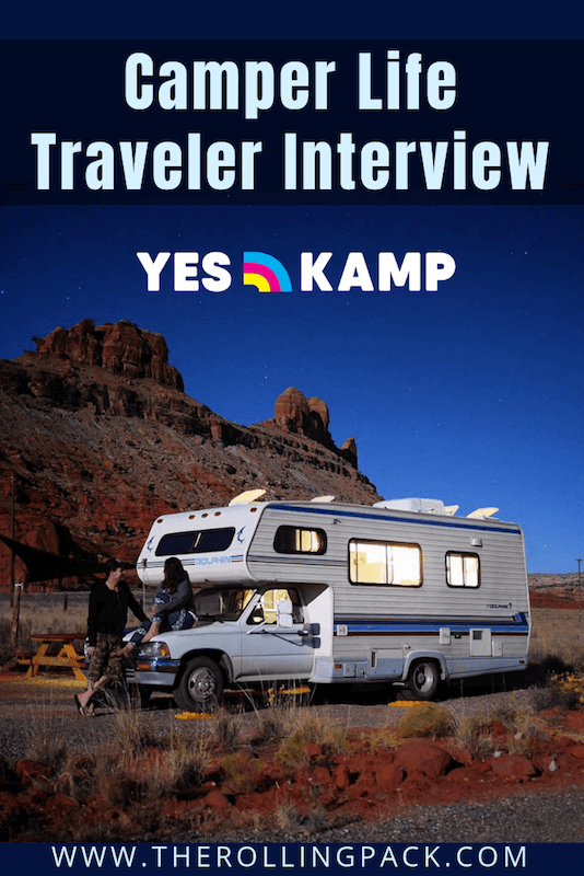 Toyota RV Traveler Spotlight: YesKamp