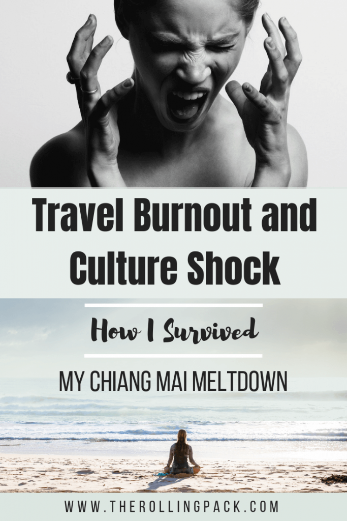 Travel Burnout and Culture Shock
