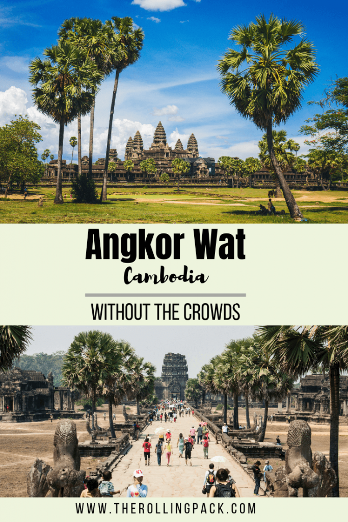 Angkor Wat Without the Crowds: An Angkor Wat Bike Tour