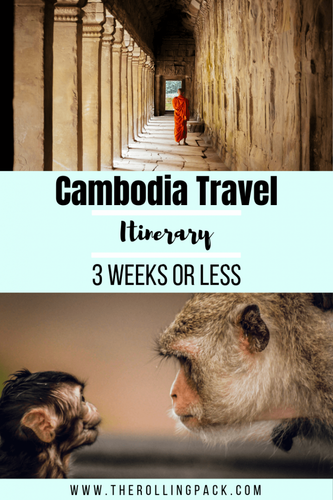 Cambodia Itinerary: 3 Weeks in Cambodia