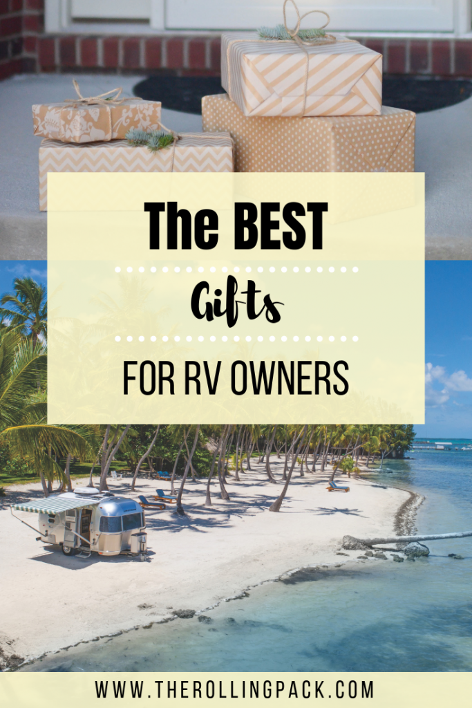 The Best Gifts for RV Owners