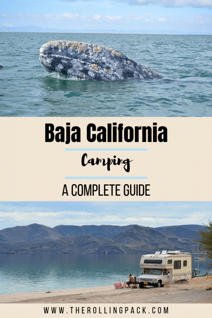 Baja Camping: A Complete Guide