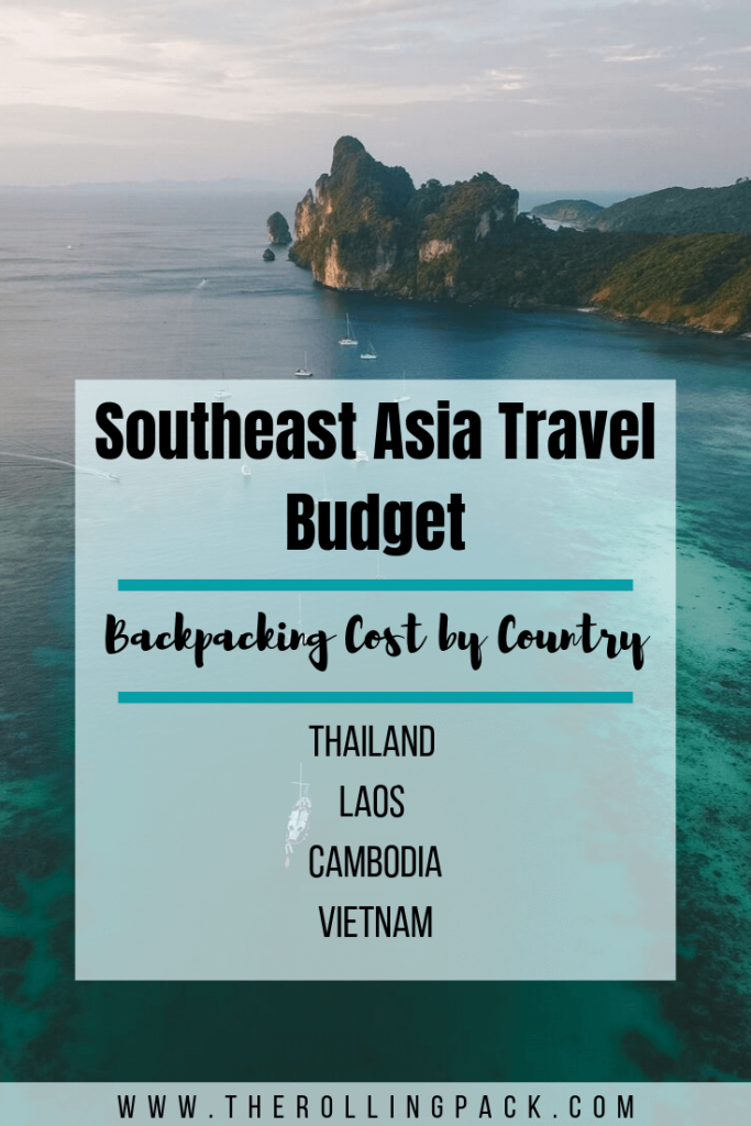 Southeast Asia Travel Budget for Backpackers