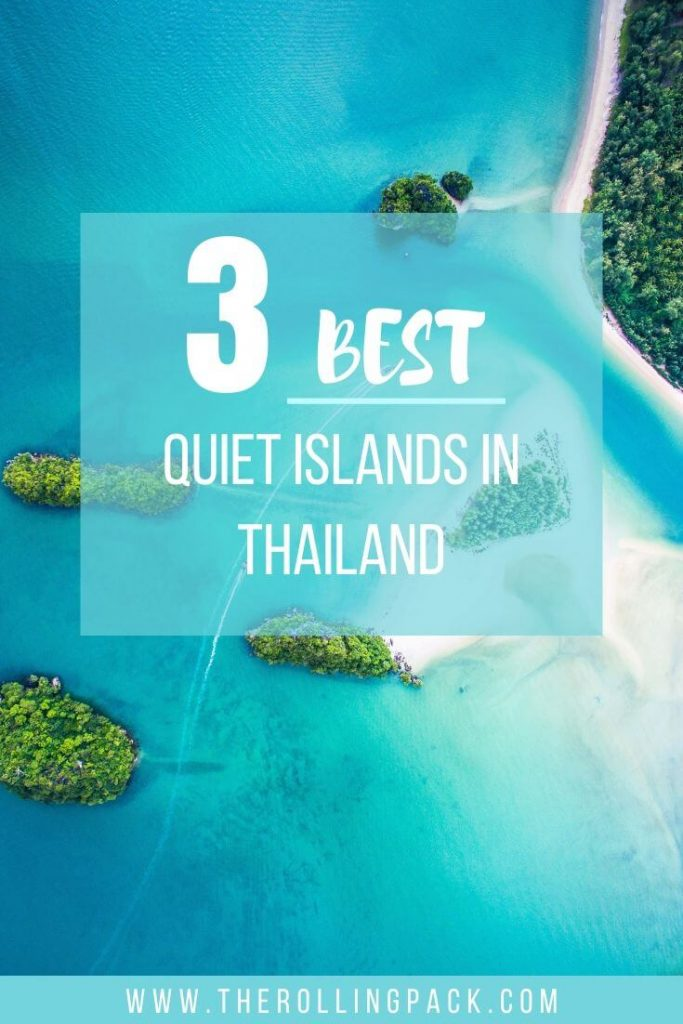 Koh Kradan, Koh Mook, Koh Ngai: The Quiet Islands of Thailand