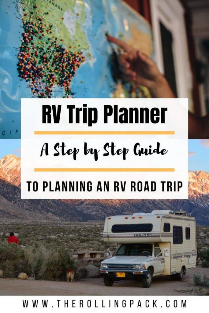 RV Trip Planner