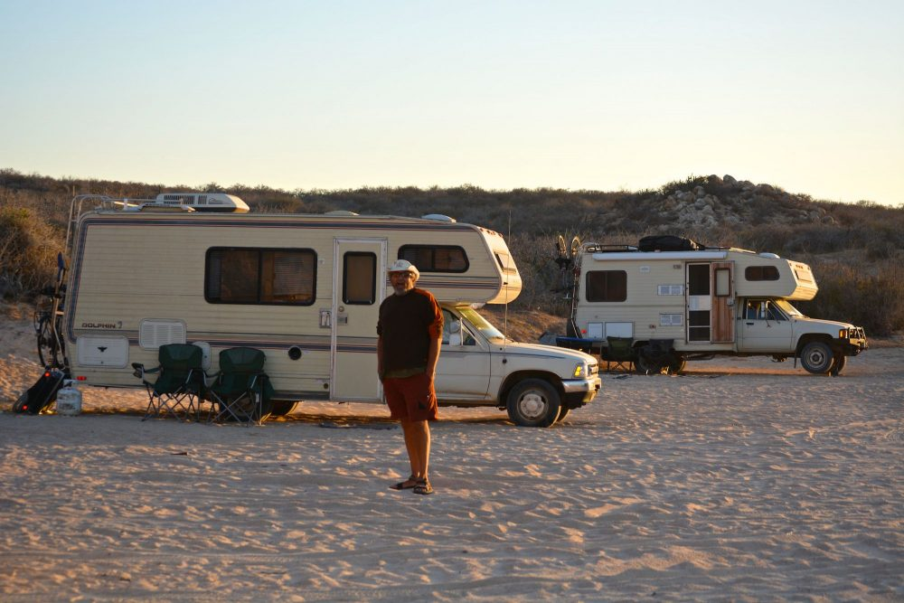 Why We Chose A Toyota Motorhome The Rolling Pack