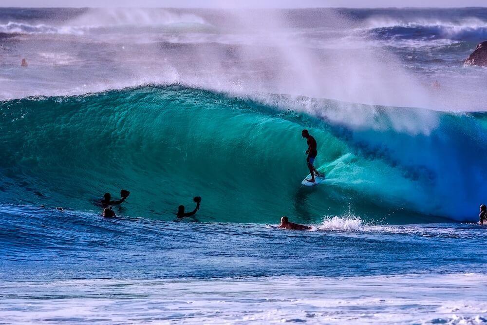Australian culture surfing