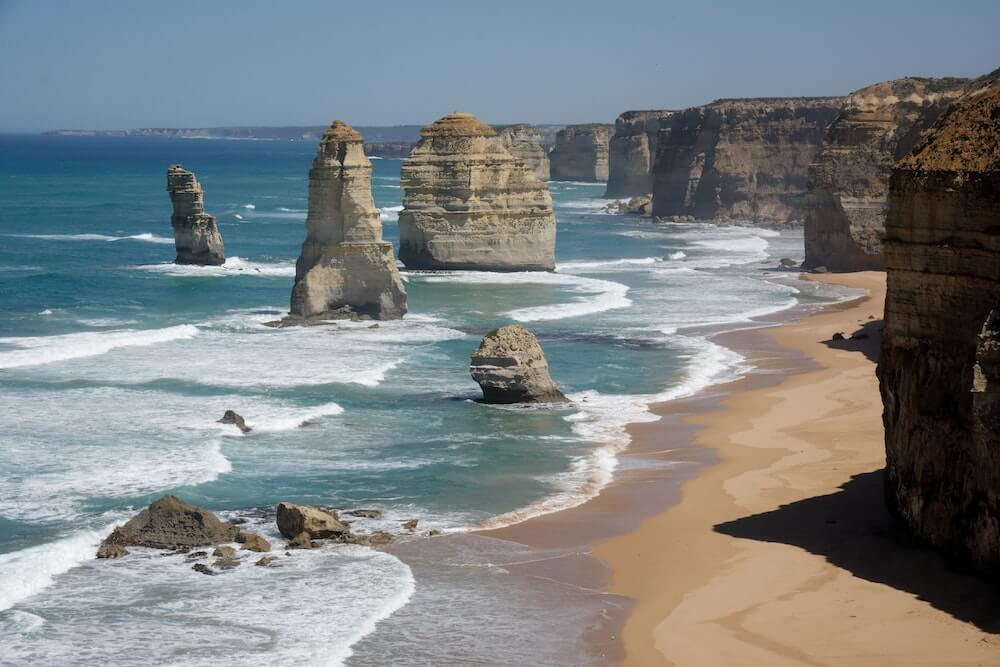 Great Ocean Road Route