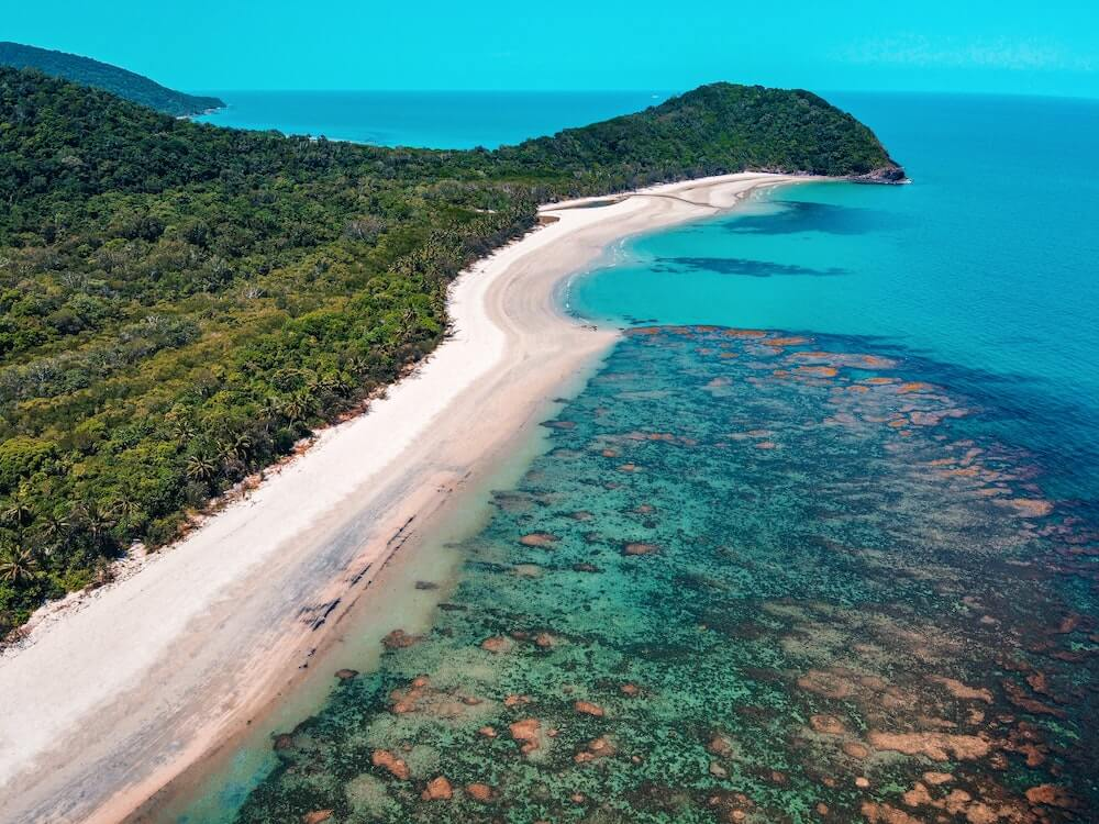 Must see destination great barrier reef