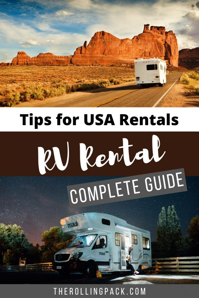 RV Rentals in USA